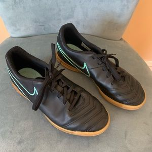 Nike JR TiempoX Rio kids indoor Soccer Shoes